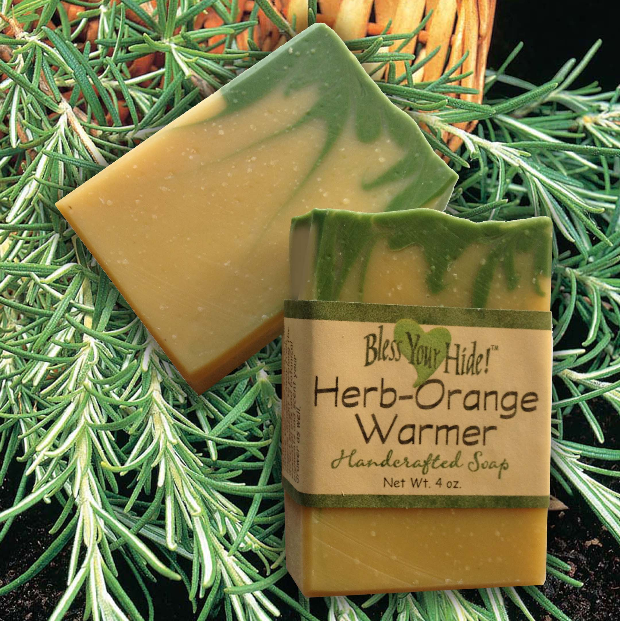Herb Orange Warmer